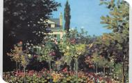 № 5. Claude Monet  – Gardano in fiore
