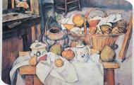 №54. Paul Cezanne – Natura morta